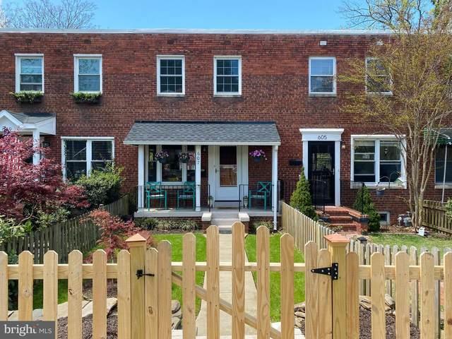 607 S Henry Street, ALEXANDRIA, VA 22314 (#VAAX258470) :: Tom & Cindy and Associates