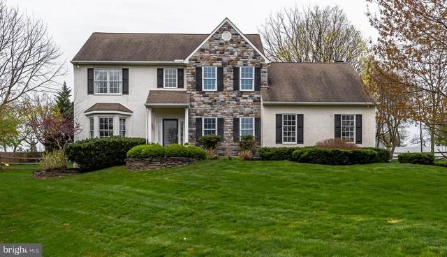 1388 Beau Drive, WEST CHESTER, PA 19380 (#PACT533746) :: RE/MAX Main Line