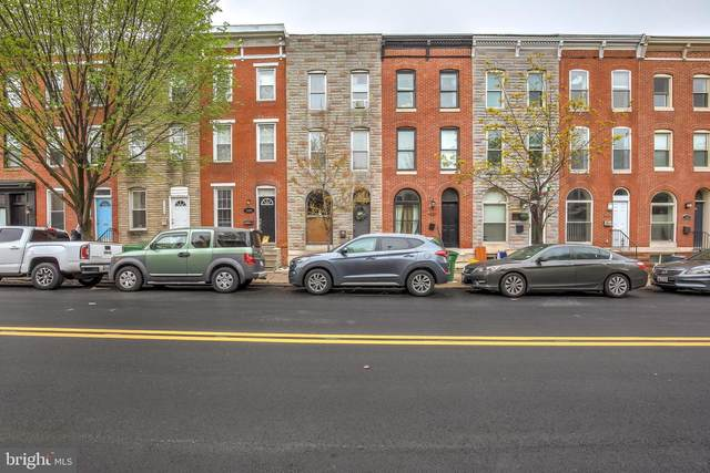 1432 S Charles Street, BALTIMORE, MD 21230 (MLS #MDBA547074) :: Maryland Shore Living | Benson & Mangold Real Estate