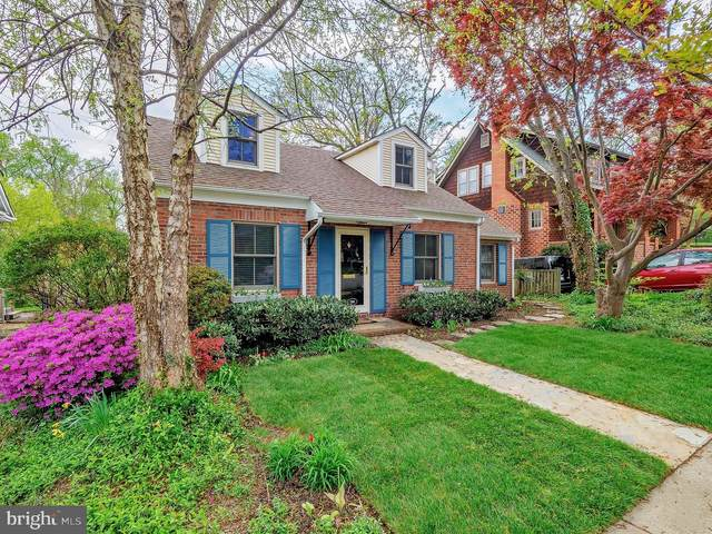 106 W Howell Avenue, ALEXANDRIA, VA 22301 (#VAAX258478) :: Bruce & Tanya and Associates
