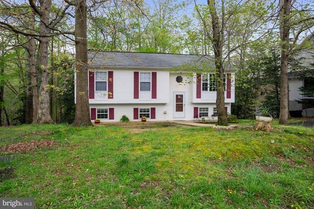 813 Bison Court, LUSBY, MD 20657 (#MDCA182258) :: Arlington Realty, Inc.