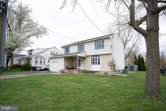 14 Cemetery Lane, BORDENTOWN, NJ 08505 (#NJBL395428) :: RE/MAX Advantage Realty