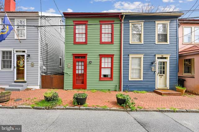 40 Fleet Street, ANNAPOLIS, MD 21401 (#MDAA464996) :: Lucido Agency of Keller Williams