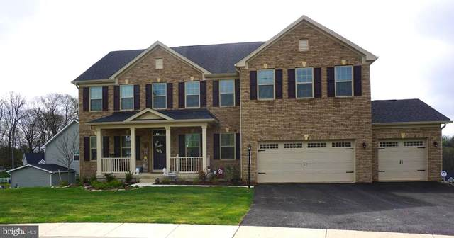 4718 Otono Court, MOUNT AIRY, MD 21771 (#MDFR280796) :: AJ Team Realty