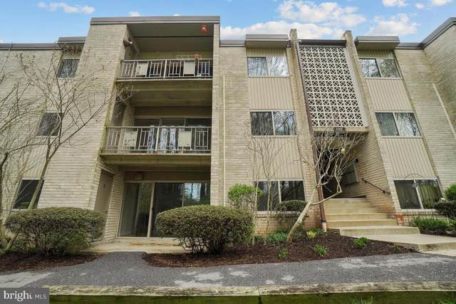 5202 Crossfield Court #117, ROCKVILLE, MD 20852 (#MDMC753240) :: Dart Homes