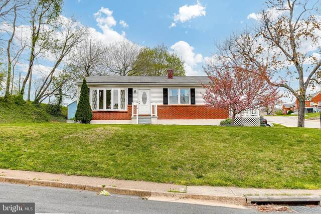 101 Coronet Drive, LINTHICUM HEIGHTS, MD 21090 (#MDAA465000) :: Berkshire Hathaway HomeServices McNelis Group Properties