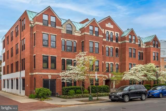 649 C Street SE #106, WASHINGTON, DC 20003 (#DCDC516998) :: Crossman & Co. Real Estate