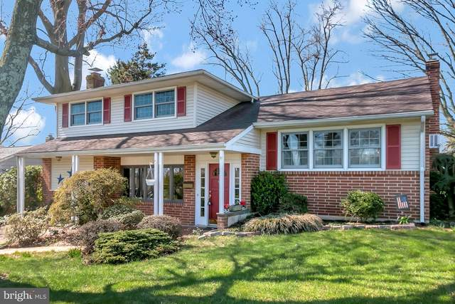 2712 Fawkes Drive, WILMINGTON, DE 19808 (#DENC524508) :: The Allison Stine Team