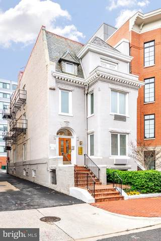 2120 N Street NW #1, WASHINGTON, DC 20037 (#DCDC517012) :: Corner House Realty