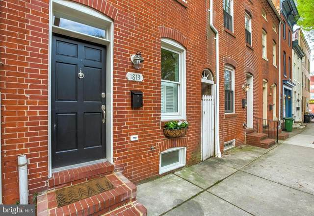 1813 Fleet Street, BALTIMORE, MD 21231 (#MDBA547094) :: SURE Sales Group