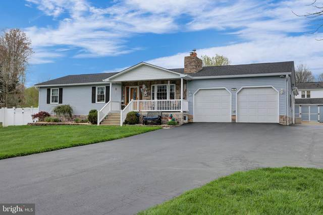 716 Paradise Road, ABERDEEN, MD 21001 (#MDHR258778) :: ExecuHome Realty