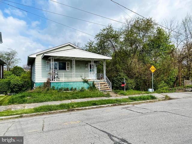 911 Grand Avenue, CUMBERLAND, MD 21502 (#MDAL136724) :: ExecuHome Realty