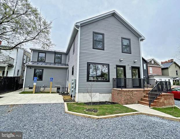 135 Kent Street S #202, WINCHESTER, VA 22601 (#VAWI116046) :: Major Key Realty LLC