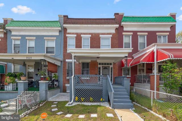 3525 Edmondson Avenue, BALTIMORE, MD 21229 (#MDBA547100) :: Bic DeCaro & Associates