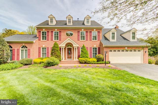 8505 Oak Pointe Way, FAIRFAX STATION, VA 22039 (#VAFX1193590) :: The Miller Team