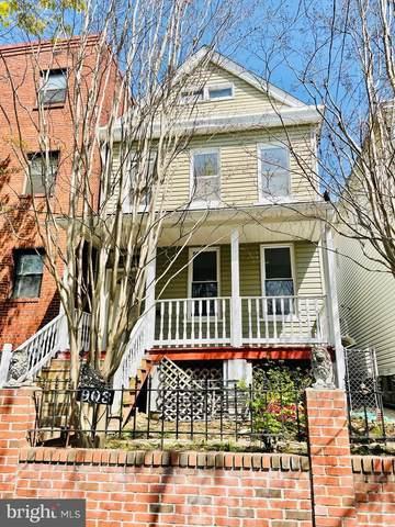 903 Longfellow Street NW, WASHINGTON, DC 20011 (#DCDC517034) :: Great Falls Great Homes