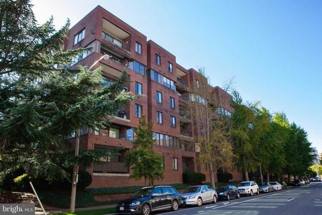 1600 Prince Street #607, ALEXANDRIA, VA 22314 (#VAAX258494) :: The Redux Group