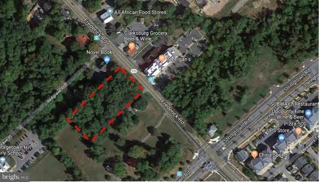 23318 Frederick Road, CLARKSBURG, MD 20871 (#MDMC753304) :: Dart Homes