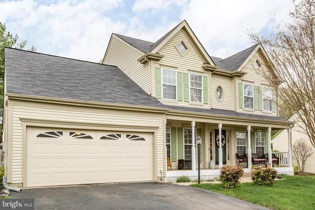 6 Brittany Lane, STAFFORD, VA 22554 (#VAST231190) :: Berkshire Hathaway HomeServices McNelis Group Properties