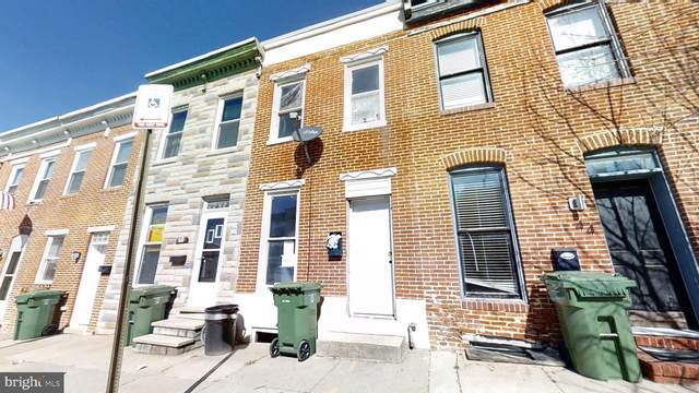 42 E Heath Street, BALTIMORE, MD 21230 (#MDBA547118) :: Revol Real Estate