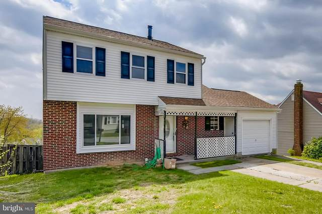 4543 Fitch Avenue, BALTIMORE, MD 21236 (#MDBC525622) :: Revol Real Estate