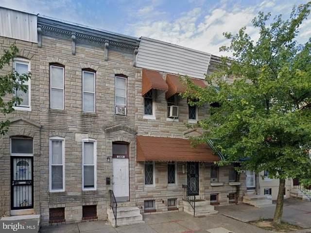 1807 E Federal Street, BALTIMORE, MD 21213 (MLS #MDBA547128) :: Maryland Shore Living | Benson & Mangold Real Estate