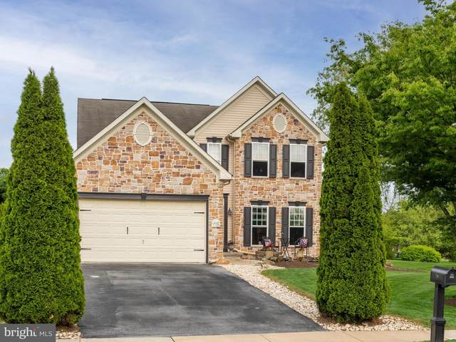 304 Flagstone Circle, COATESVILLE, PA 19320 (#PACT533788) :: The Matt Lenza Real Estate Team