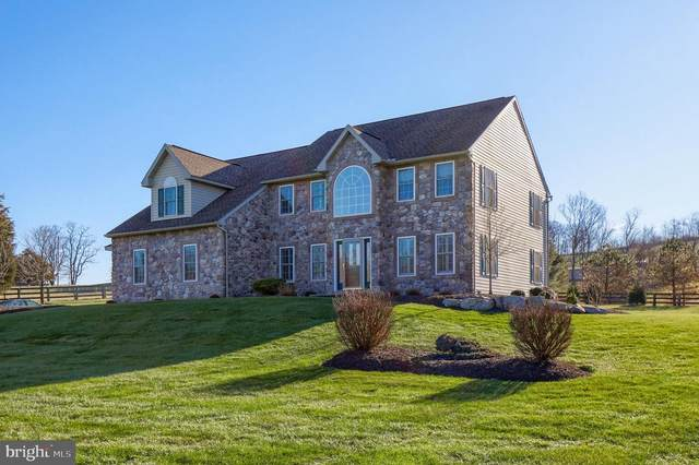 4408 Irish Creek Road, BERNVILLE, PA 19506 (#PABK375978) :: ExecuHome Realty