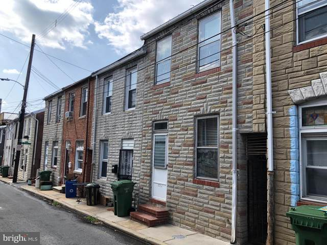 408 S Madeira Street, BALTIMORE, MD 21231 (#MDBA547134) :: SURE Sales Group