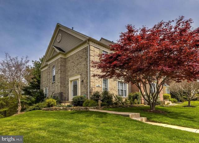 11911 Thurloe Drive, LUTHERVILLE TIMONIUM, MD 21093 (#MDBC525632) :: The Mike Coleman Team
