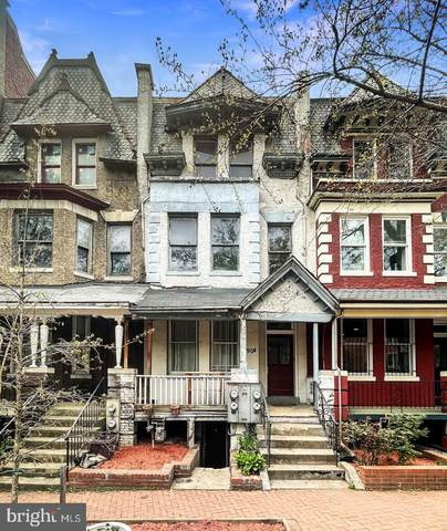 1904 3RD Street NW, WASHINGTON, DC 20001 (#DCDC517072) :: ExecuHome Realty
