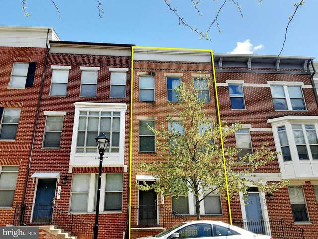 21 S Exeter Street #163, BALTIMORE, MD 21202 (#MDBA547140) :: Bruce & Tanya and Associates