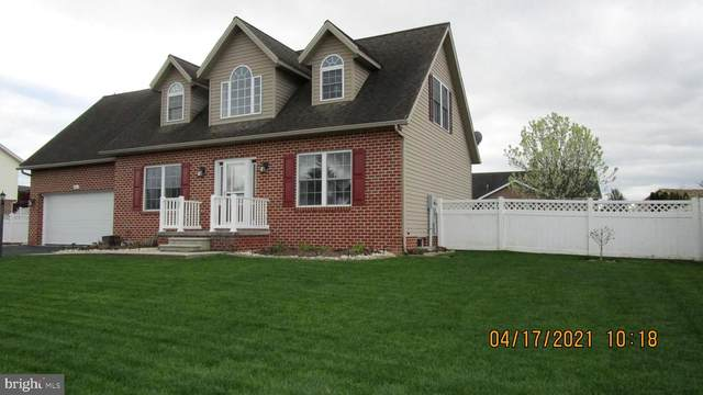 365 Martina Drive, CHAMBERSBURG, PA 17201 (#PAFL179250) :: BayShore Group of Northrop Realty