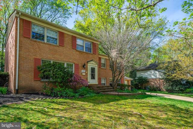 1571 Forest Villa Lane, MCLEAN, VA 22101 (#VAFX1193628) :: Arlington Realty, Inc.