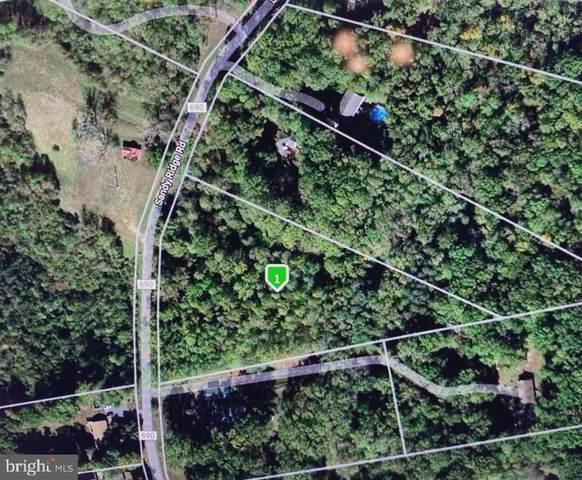 264 Sandy Ridge Road, FREDERICKSBURG, VA 22405 (#VAST231206) :: The Sky Group