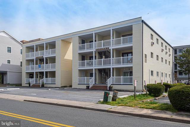 7 64TH Street #303, OCEAN CITY, MD 21842 (#MDWO121730) :: The Riffle Group of Keller Williams Select Realtors