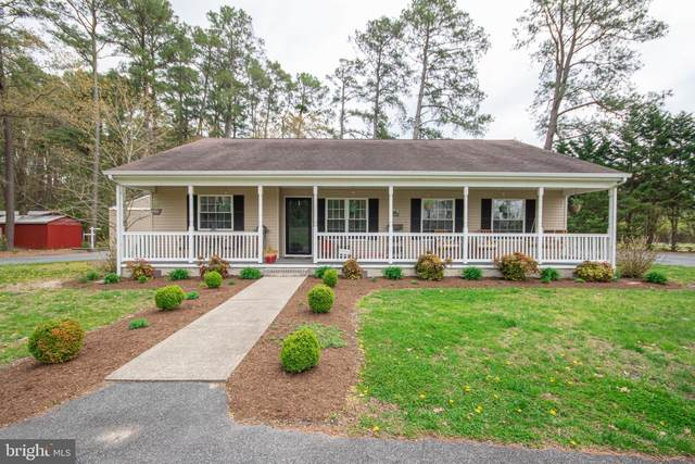 5065 Campground Road, EDEN, MD 21822 (#MDWC112542) :: Network Realty Group
