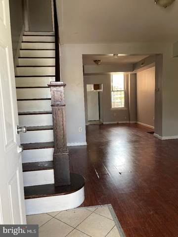 2605 Aisquith Street, BALTIMORE, MD 21218 (#MDBA547152) :: Berkshire Hathaway HomeServices McNelis Group Properties