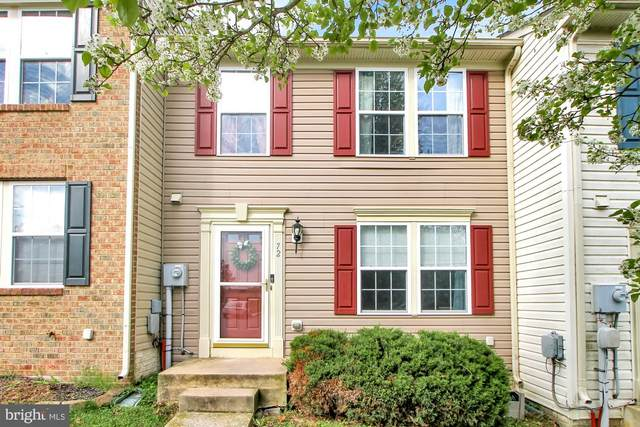 72 Forest View Terrace, HANOVER, PA 17331 (#PAYK156466) :: BayShore Group of Northrop Realty