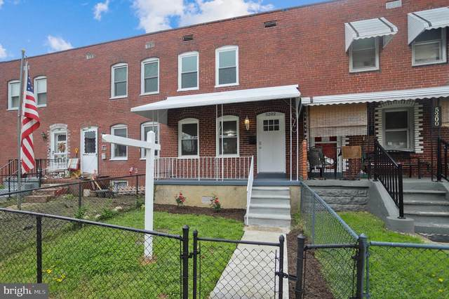 5202 4TH Street, BALTIMORE, MD 21225 (#MDAA465028) :: Integrity Home Team