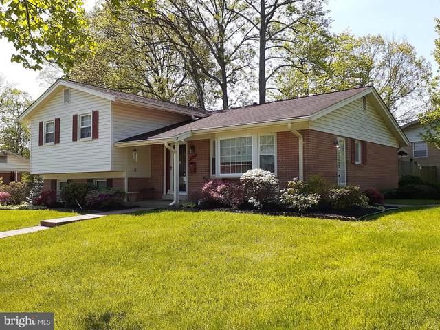 8601 Magnolia Drive, LANHAM, MD 20706 (#MDPG603144) :: John Lesniewski | RE/MAX United Real Estate