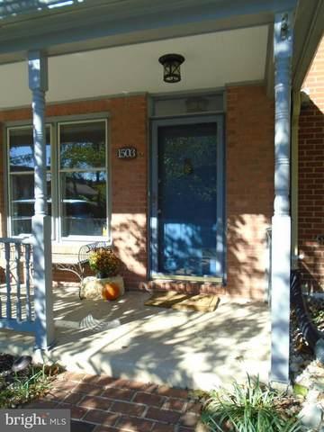 1503 Oronoco Street, ALEXANDRIA, VA 22314 (#VAAX258504) :: Nesbitt Realty