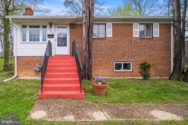 3205 Brush Drive, FALLS CHURCH, VA 22042 (#VAFX1193740) :: Debbie Dogrul Associates - Long and Foster Real Estate