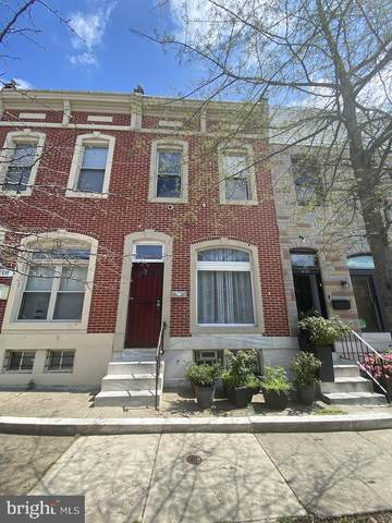 437 N Luzerne Avenue, BALTIMORE, MD 21224 (#MDBA547200) :: Bob Lucido Team of Keller Williams Lucido Agency