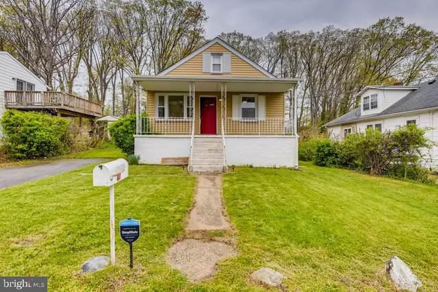 2922 Louisiana Avenue, BALTIMORE, MD 21227 (MLS #MDBC525664) :: Maryland Shore Living | Benson & Mangold Real Estate