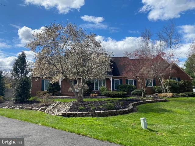 4 Lee Court, PRINCETON JUNCTION, NJ 08550 (#NJME310886) :: Shamrock Realty Group, Inc