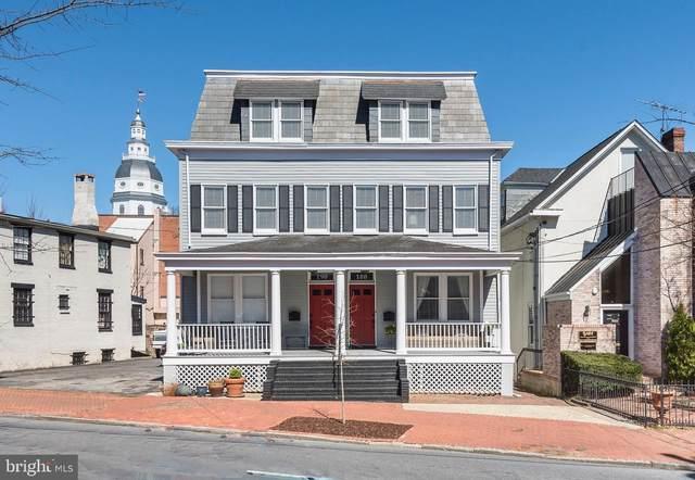 188 Duke Of Gloucester Street, ANNAPOLIS, MD 21401 (#MDAA465054) :: Bruce & Tanya and Associates