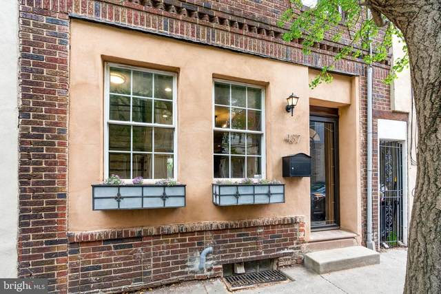 437 Poplar Street, PHILADELPHIA, PA 19123 (MLS #PAPH1007086) :: Parikh Real Estate