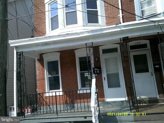 129 Randall Avenue, TRENTON, NJ 08611 (#NJME310892) :: Better Homes Realty Signature Properties