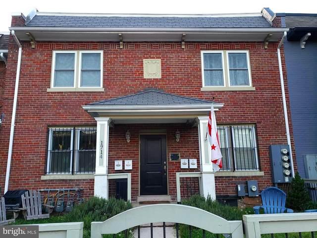 1714 West Virginia Avenue NE #3, WASHINGTON, DC 20002 (#DCDC517146) :: Bob Lucido Team of Keller Williams Lucido Agency